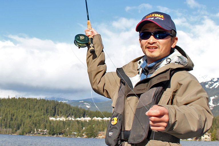 Freshwater fishing licence for british columbia autos post for Bc fishing license